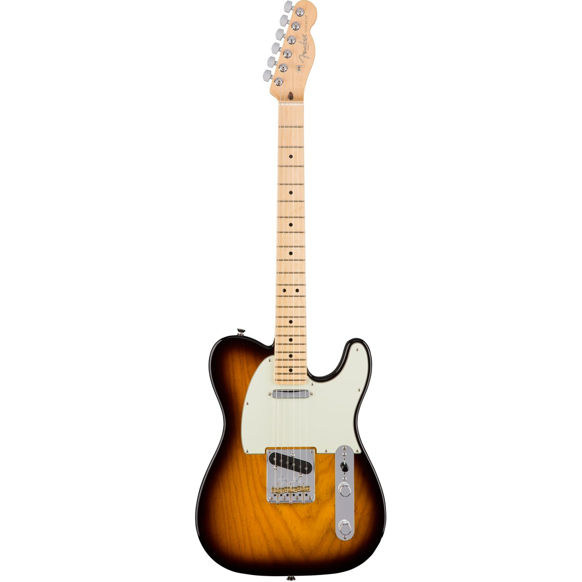 Fender American Pro Telecaster - Maple - 2-Tone Sunburst (Ash) | Lucky Fret Music Co.