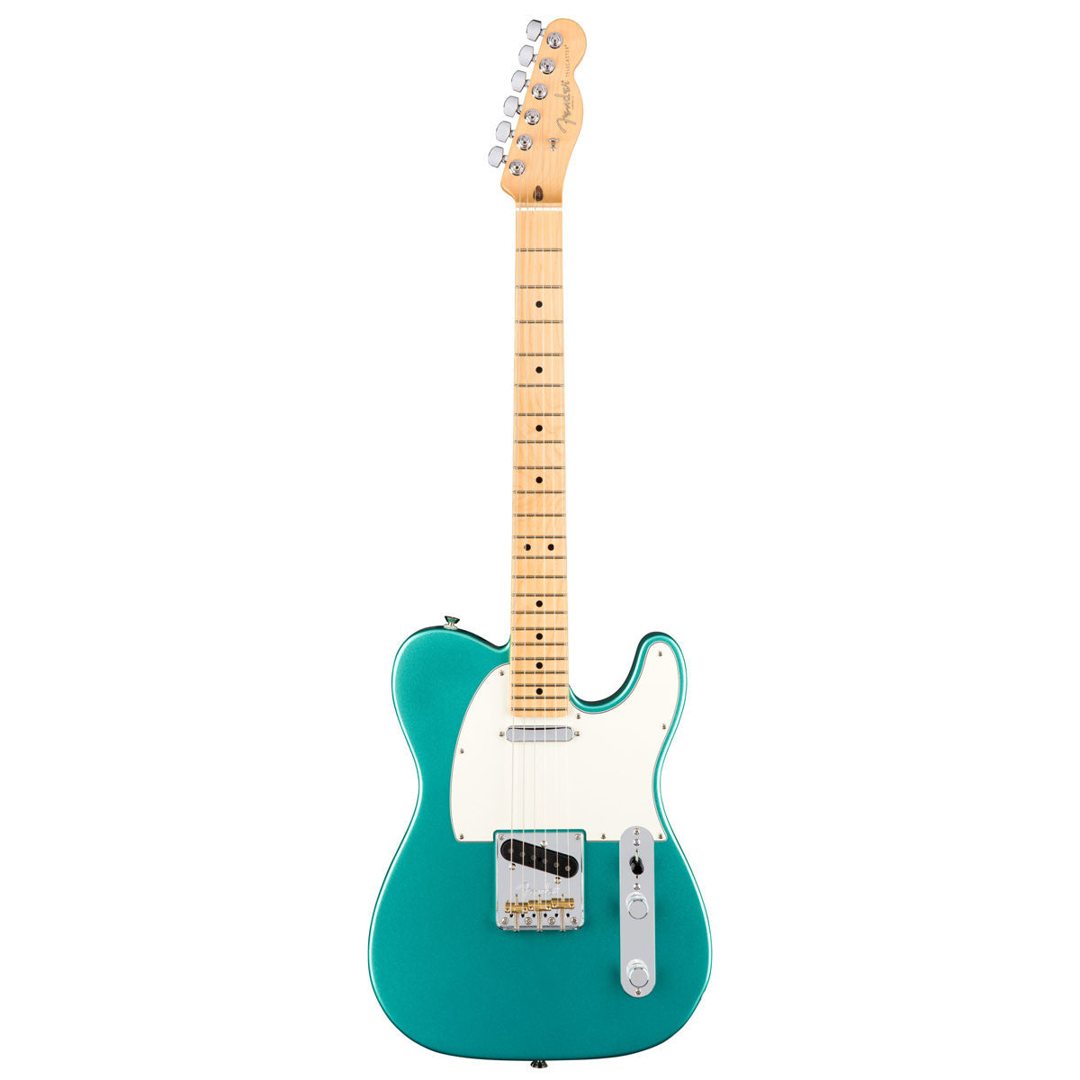 Fender American Pro Telecaster - Maple - Mystic Seafoam | Lucky Fret Music Co.