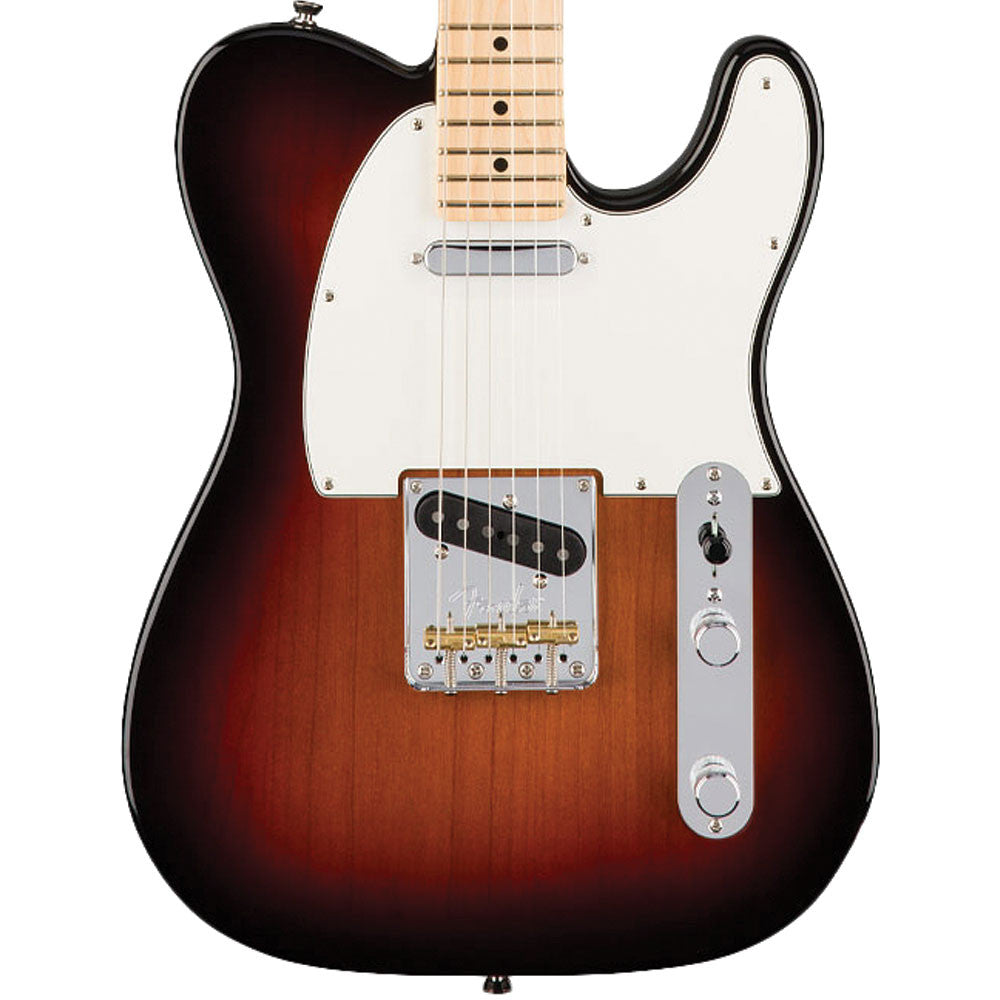 Fender American Pro Telecaster - Maple - 3-Tone Sunburst | Lucky Fret Music Co.
