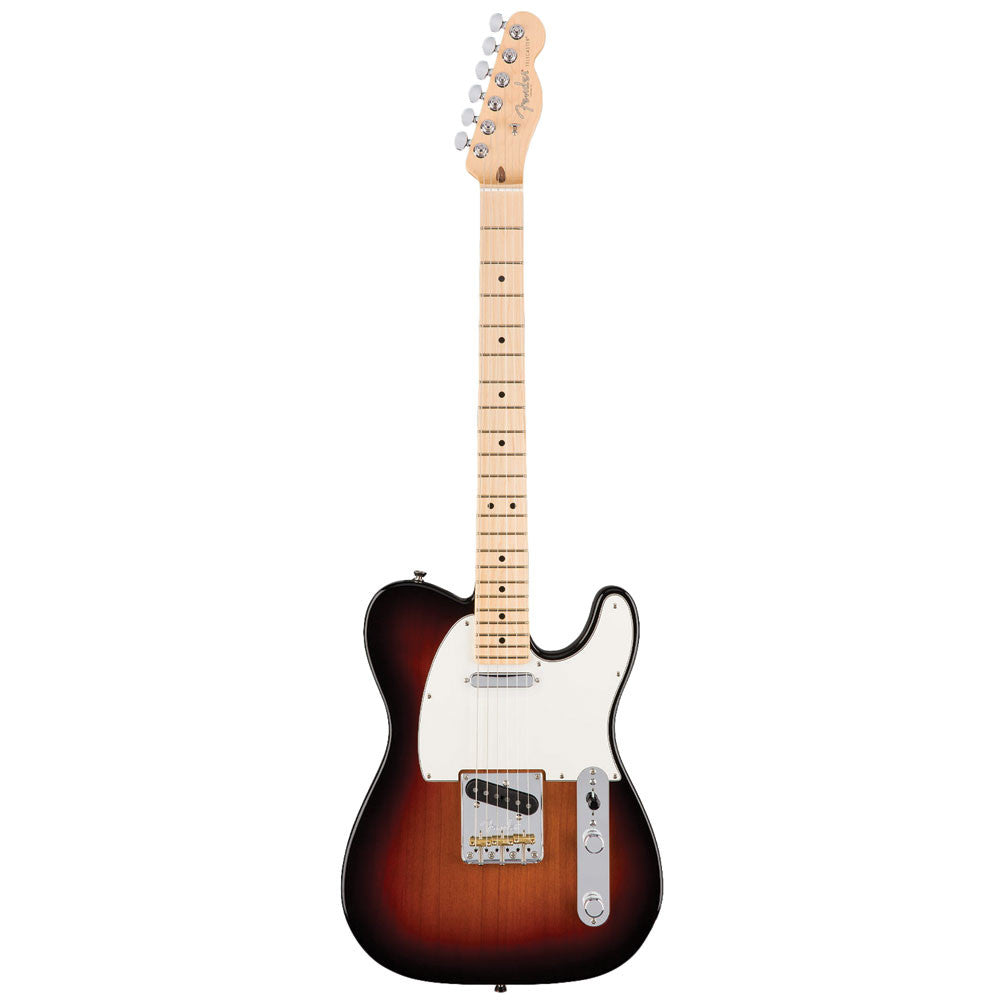 Fender American Pro Telecaster - Maple - 3-Tone Sunburst - Vintage Guitar Boutique