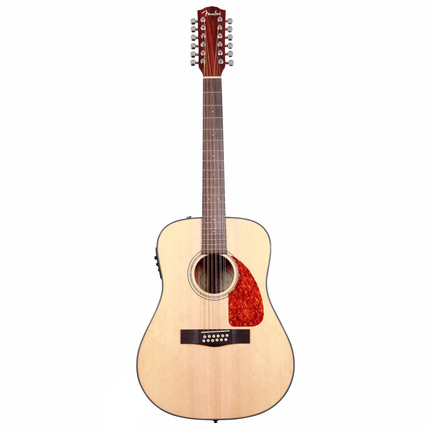 Fender CD-160 SE 12-String - Natural - Vintage Guitar Boutique - 2