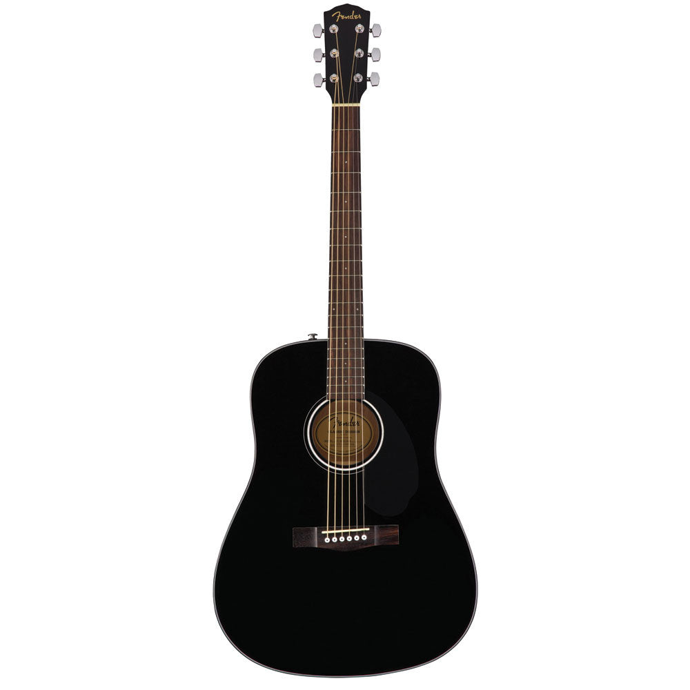 Fender CD-60S Black - Vintage Guitar Boutique