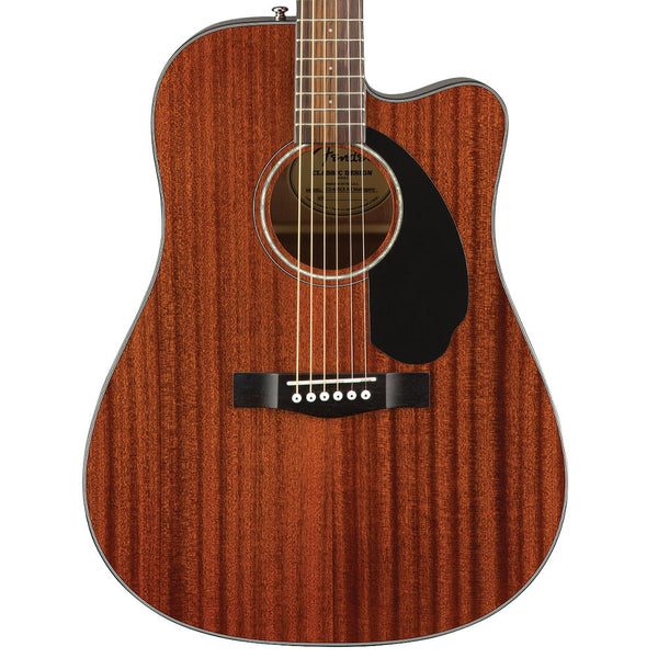 Fender CD-60SCE All Mahogany - Vintage Guitar Boutique
