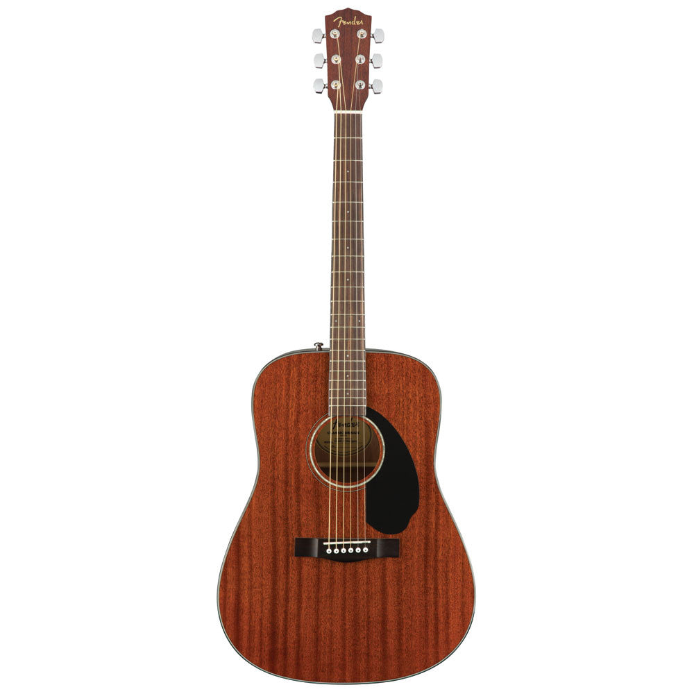 Fender CD-60S - All Mahogany | Lucky Fret Music Co.
