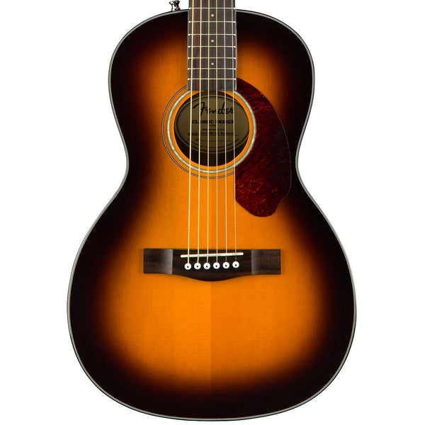 Fender CP-140SE Sunburst inc Hard Case | Lucky Fret Music Co.