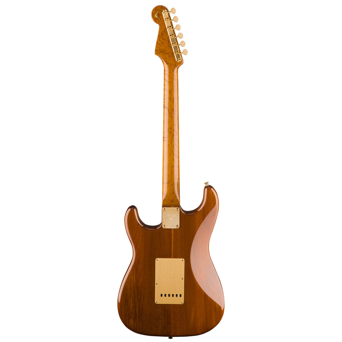 Fender Custom Shop - Artisan Stratocaster - Roasted Butternut, Claro Walnut Top - Vintage Guitar Boutique