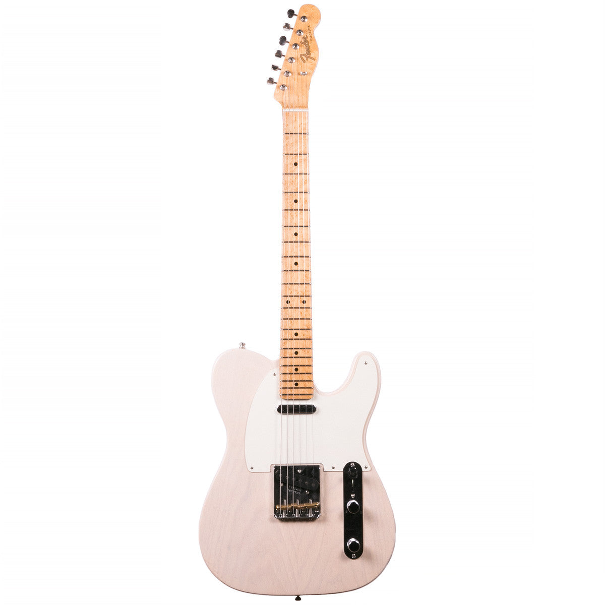 Fender Custom Shop - Postmodern Telecaster, Maple  - Lush Closet Classic - Aged White Blonde - Vintage Guitar Boutique