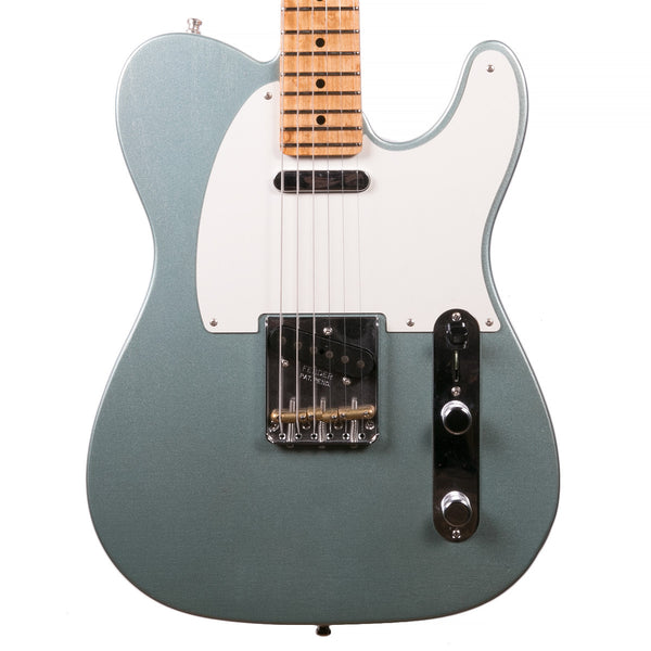 Fender Custom Shop - Postmodern Telecaster, Maple - Lush Closet Classic - Faded Firemist Silver - Vintage Guitar Boutique