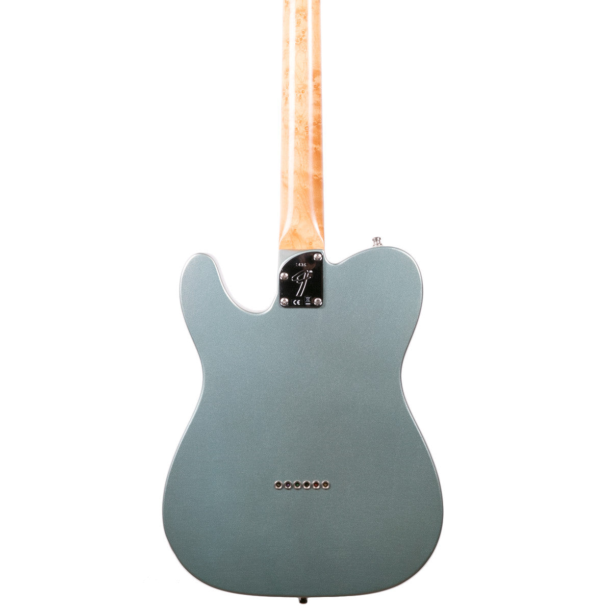 Fender Custom Shop Postmodern Telecaster - Lush Closet Classic Faded Firemist Silver - SALE PRICE | Lucky Fret Music Co.