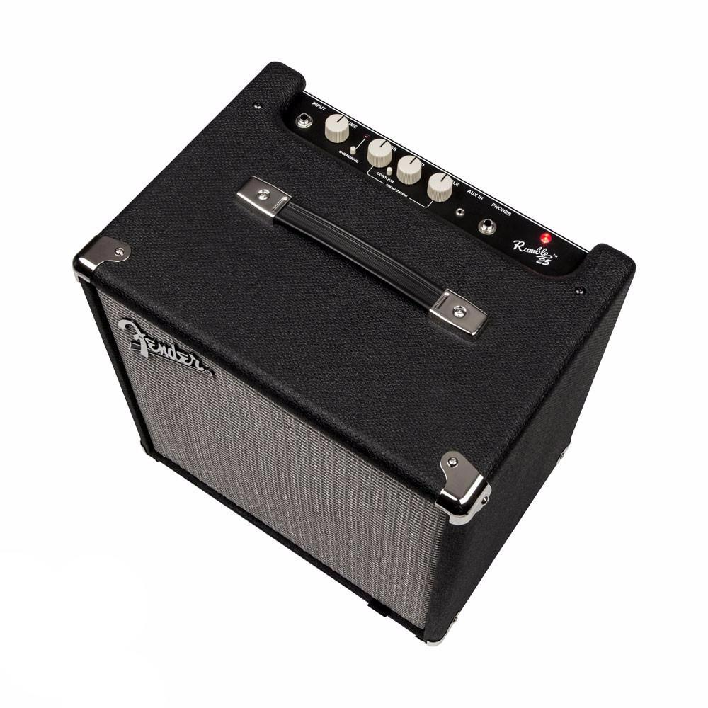 Fender Rumble 25 Combo (V3) - Vintage Guitar Boutique - 2
