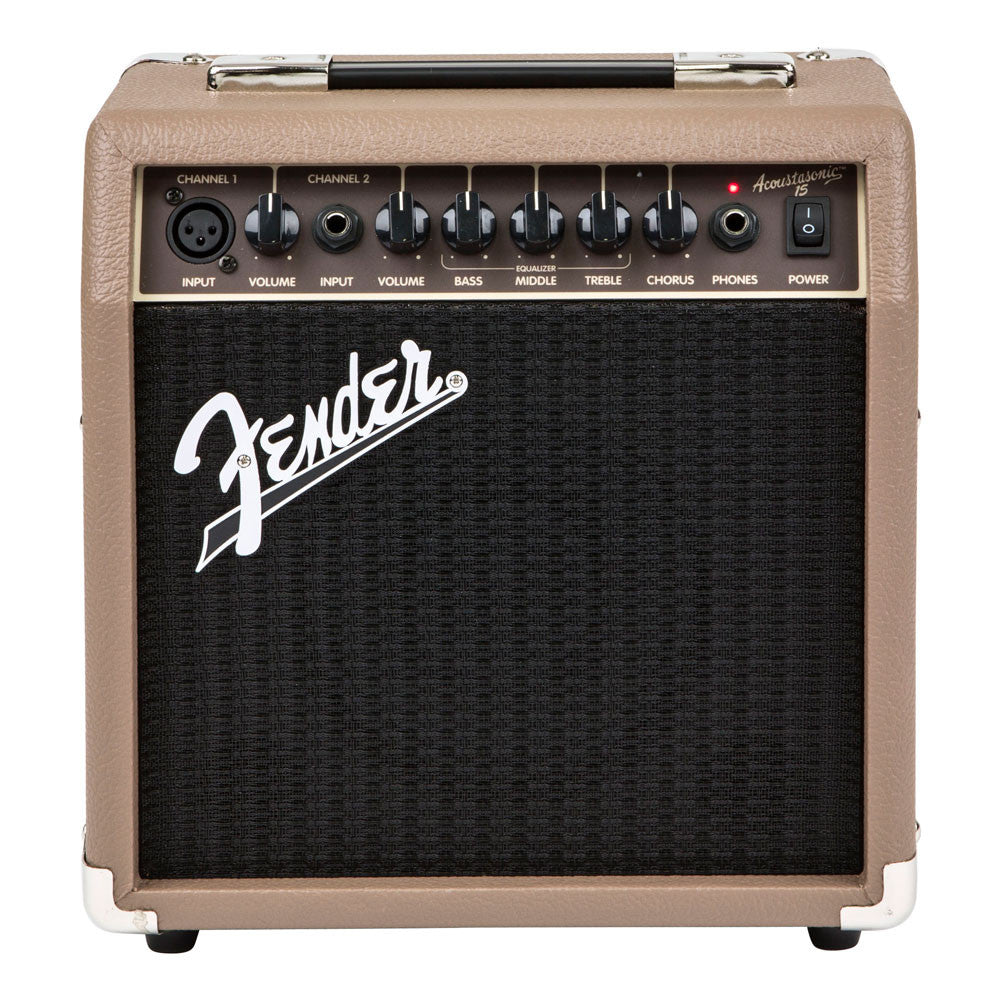 Fender Acoustasonic 15 Combo - Vintage Guitar Boutique - 1