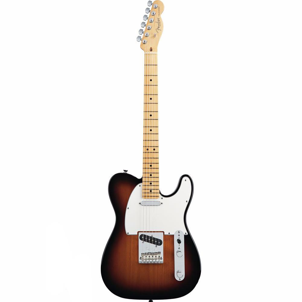 Fender American Standard Telecaster - Maple - 3-Color Sunburst - Vintage Guitar Boutique - 2
