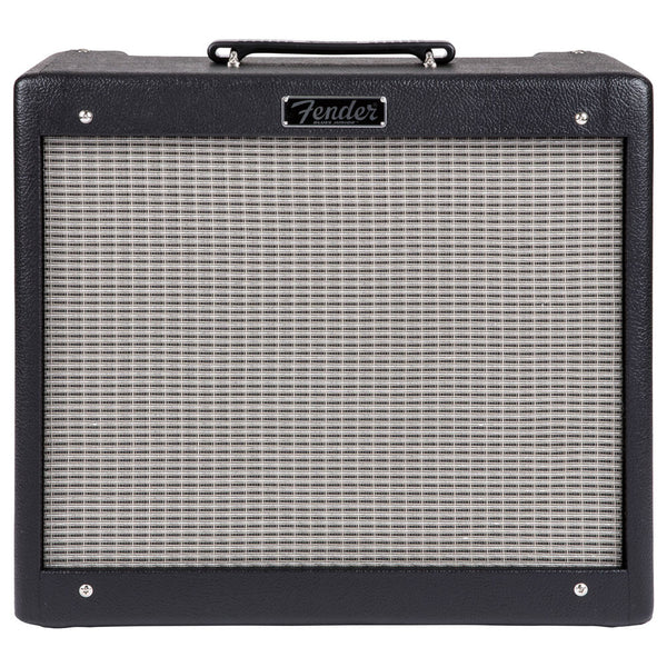 Fender Blues Junior III, Black - Vintage Guitar Boutique - 1