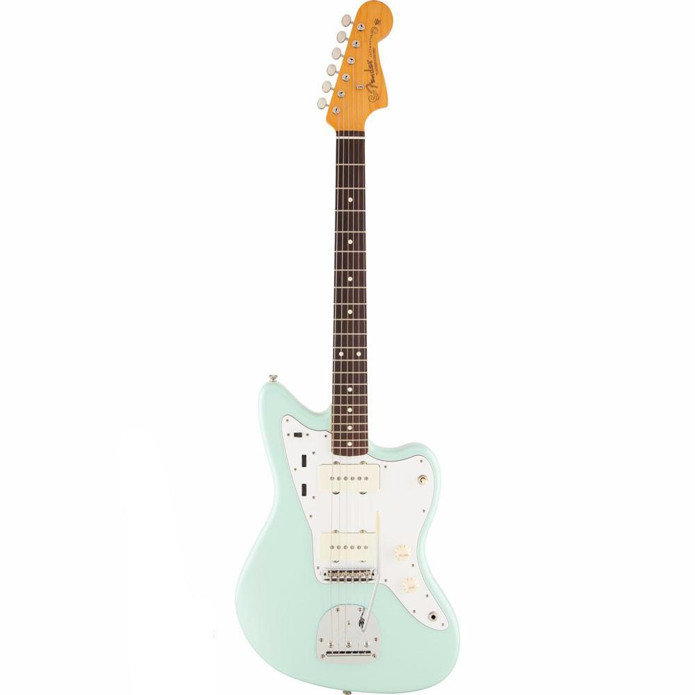 Fender Classic Series Jazzmaster Lacquer - Surf Green - Vintage Guitar Boutique - 2