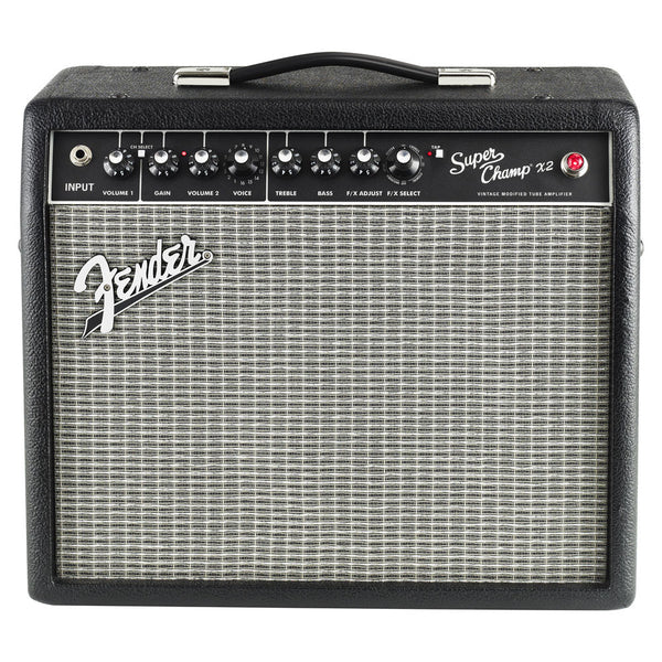 Fender Super Champ X2 Combo - Vintage Guitar Boutique - 1