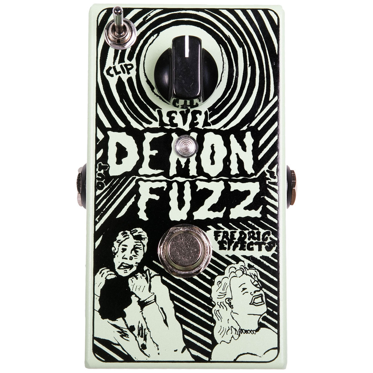 Fredric Effects Demon Fuzz | Lucky Fret Music Co.