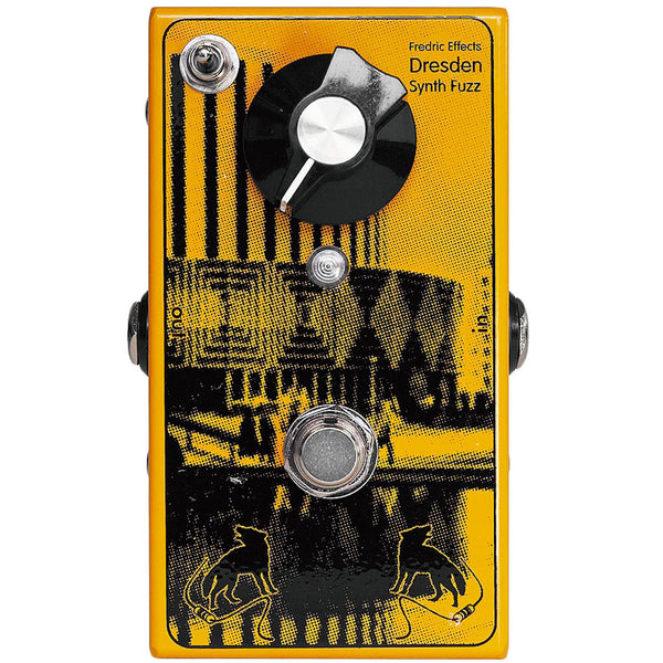 Fredric Effects Dresden Synth Fuzz | Lucky Fret Music Co.