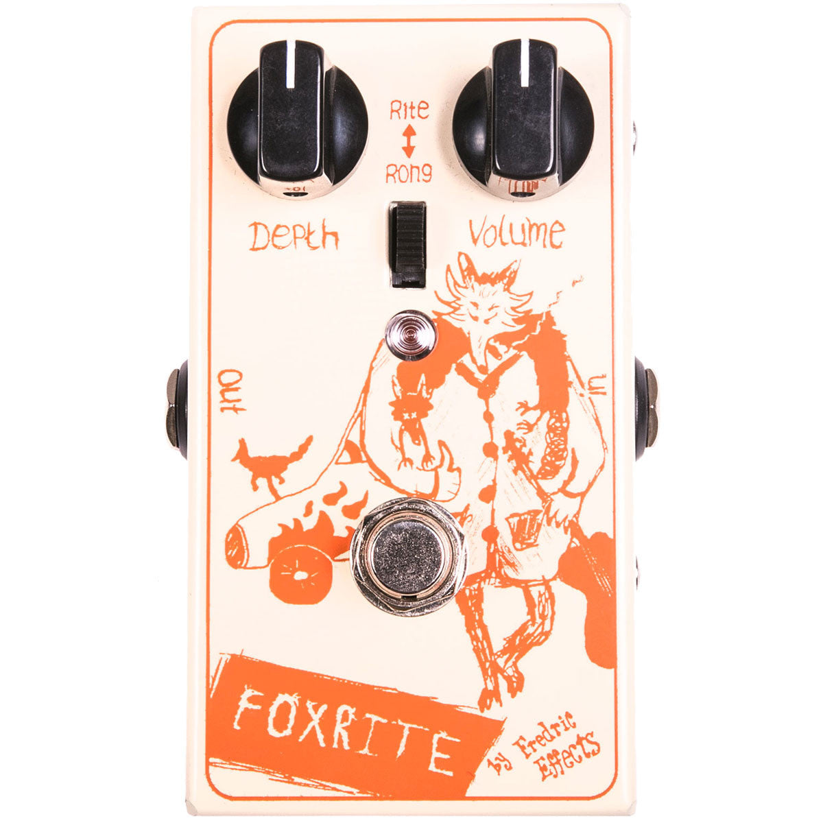 Fredric Effects Foxrite Fuzz | Lucky Fret Music Co.