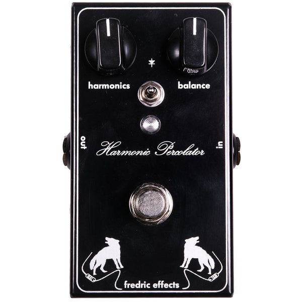 Fredric Effects Harmonic Perkolator Fuzz | Lucky Fret Music Co.
