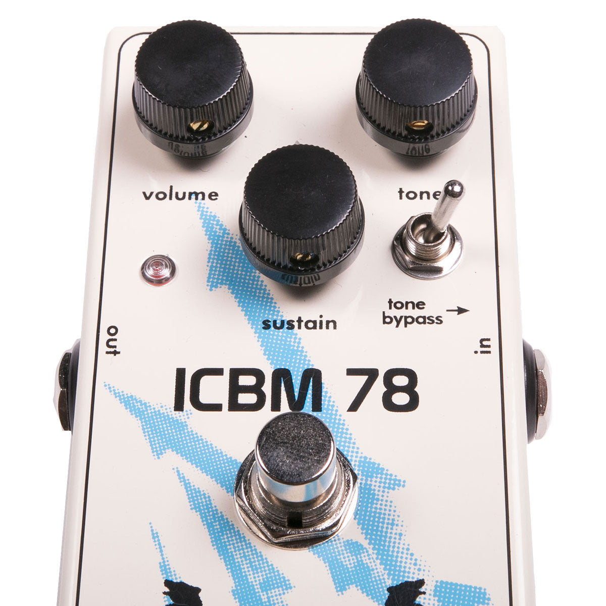 Fredric Effects ICBM 78 Fuzz | Lucky Fret Music Co.