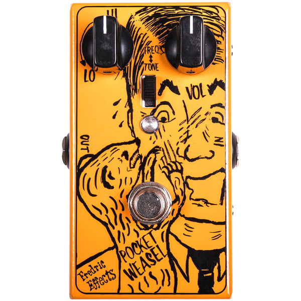 Fredric Effects - Pocket Weasel - Distortion / Fuzz