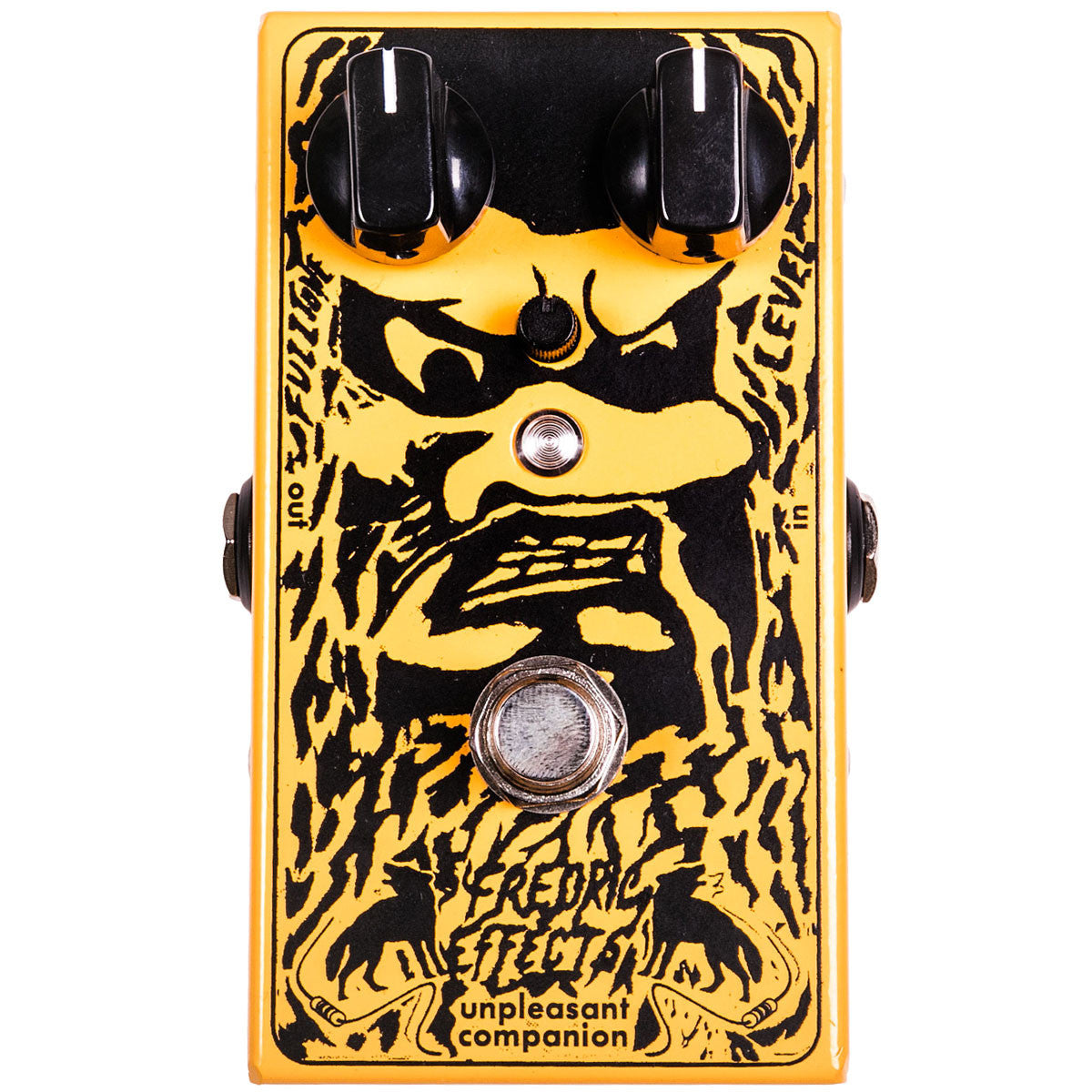 Fredric Effects - Unpleasant Companion - Fuzz
