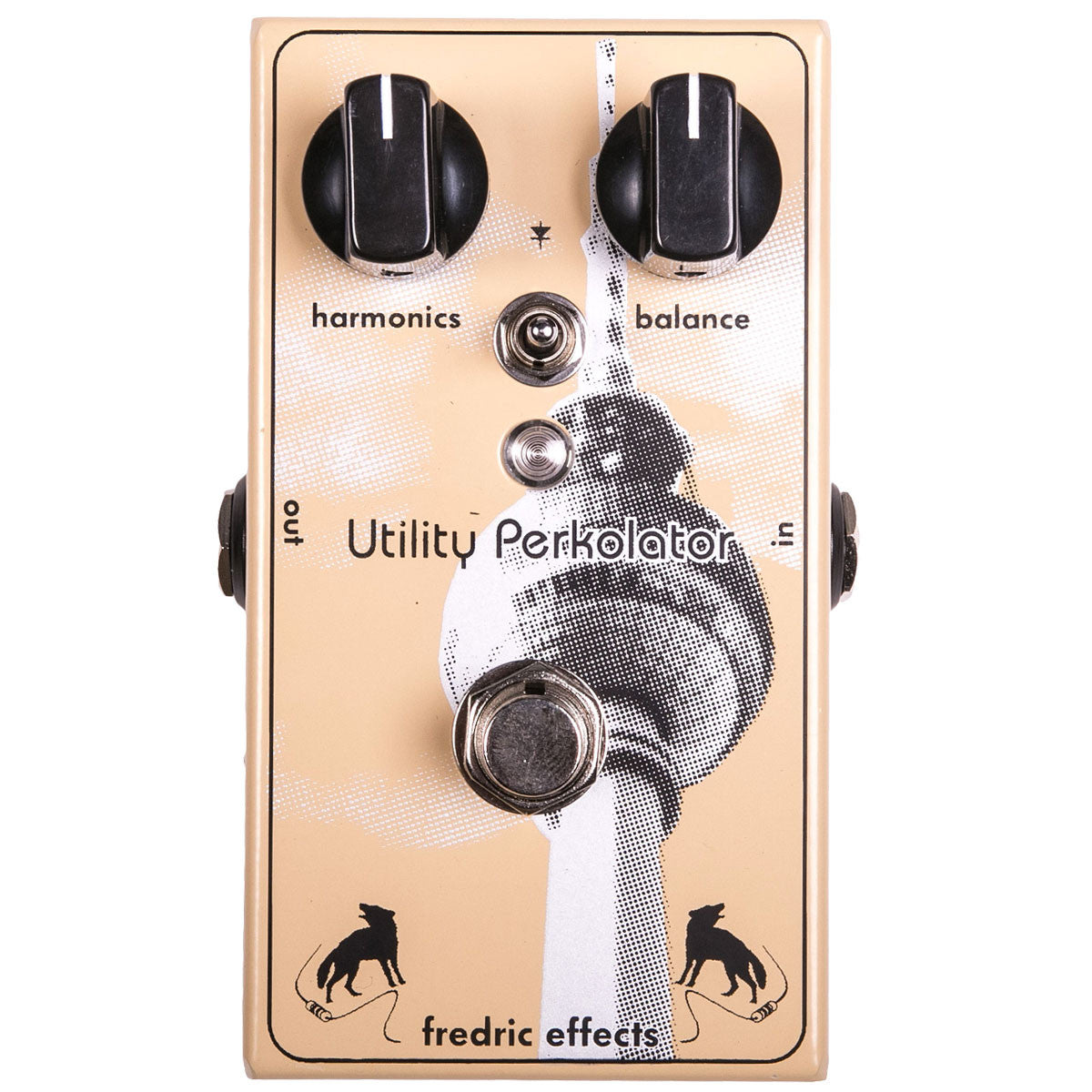 Fredric Effects Utility Perkolator Fuzz | Lucky Fret Music Co.