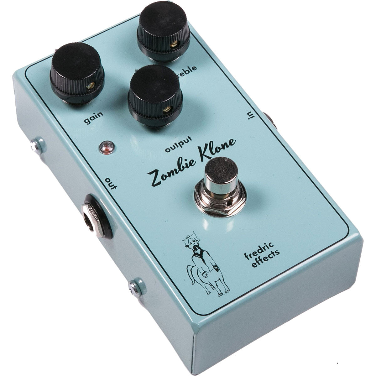 Fredric Effects Zombie Klone Overdrive | Lucky Fret Music Co.