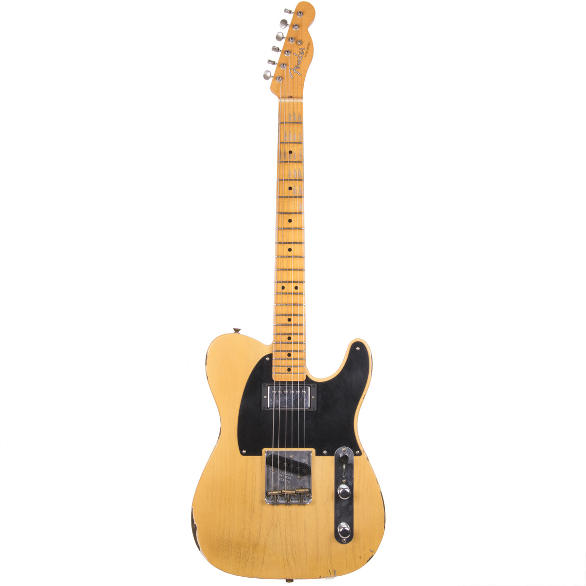 Fender Custom Shop Limited Edition '51 HS Tele, Relic - Aged Nocaster Blonde
