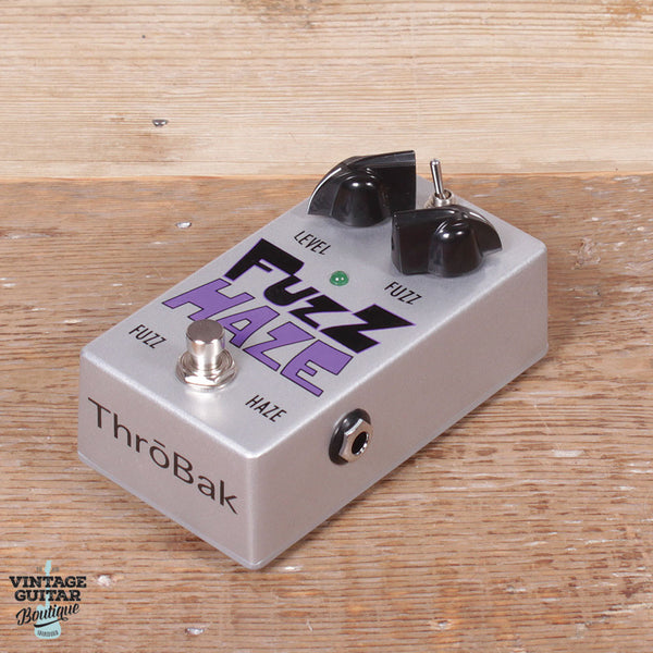 USED 2014 ThroBak Fuzz Haze - Vintage Guitar Boutique - 1