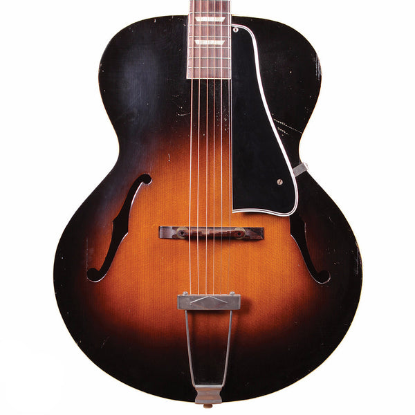 1952 Gibson L-50 - Sunburst - Vintage Guitar Boutique - 1