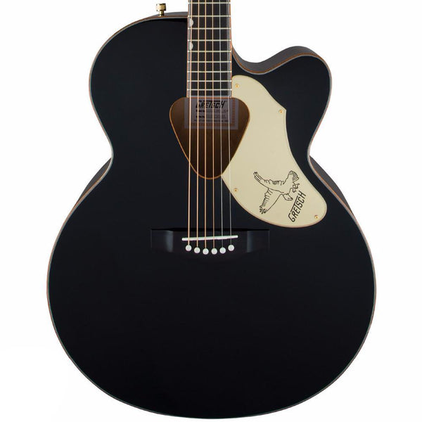 Gretsch G5022CBFE Rancher Falcon Jumbo Cutaway Acoustic/Electric, Fishman p/up - Black - Vintage Guitar Boutique