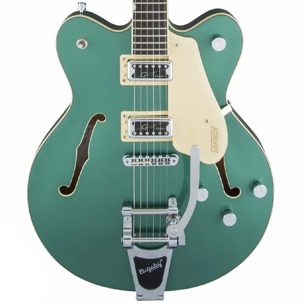 Gretsch G5622T Electromatic Center Block Double Cutaway with Bigsby - Georgia Green | Lucky Fret Music Co.