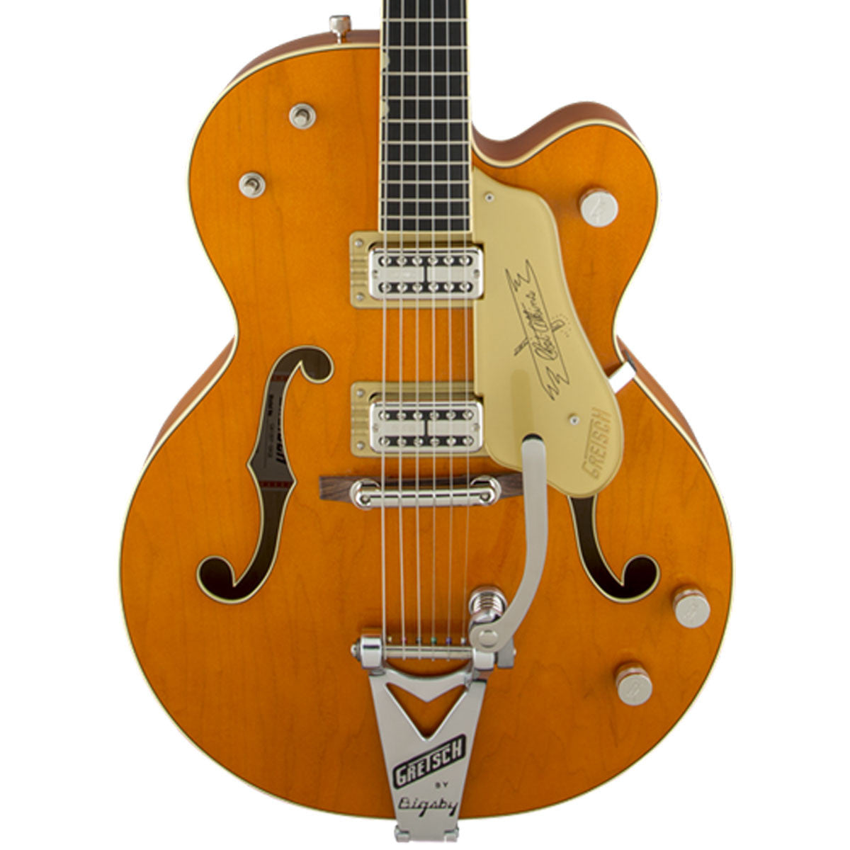 Gretsch G6120T-59GE Golden Era Edition 1959 Chet Atkins Hollow Body with Bigsby