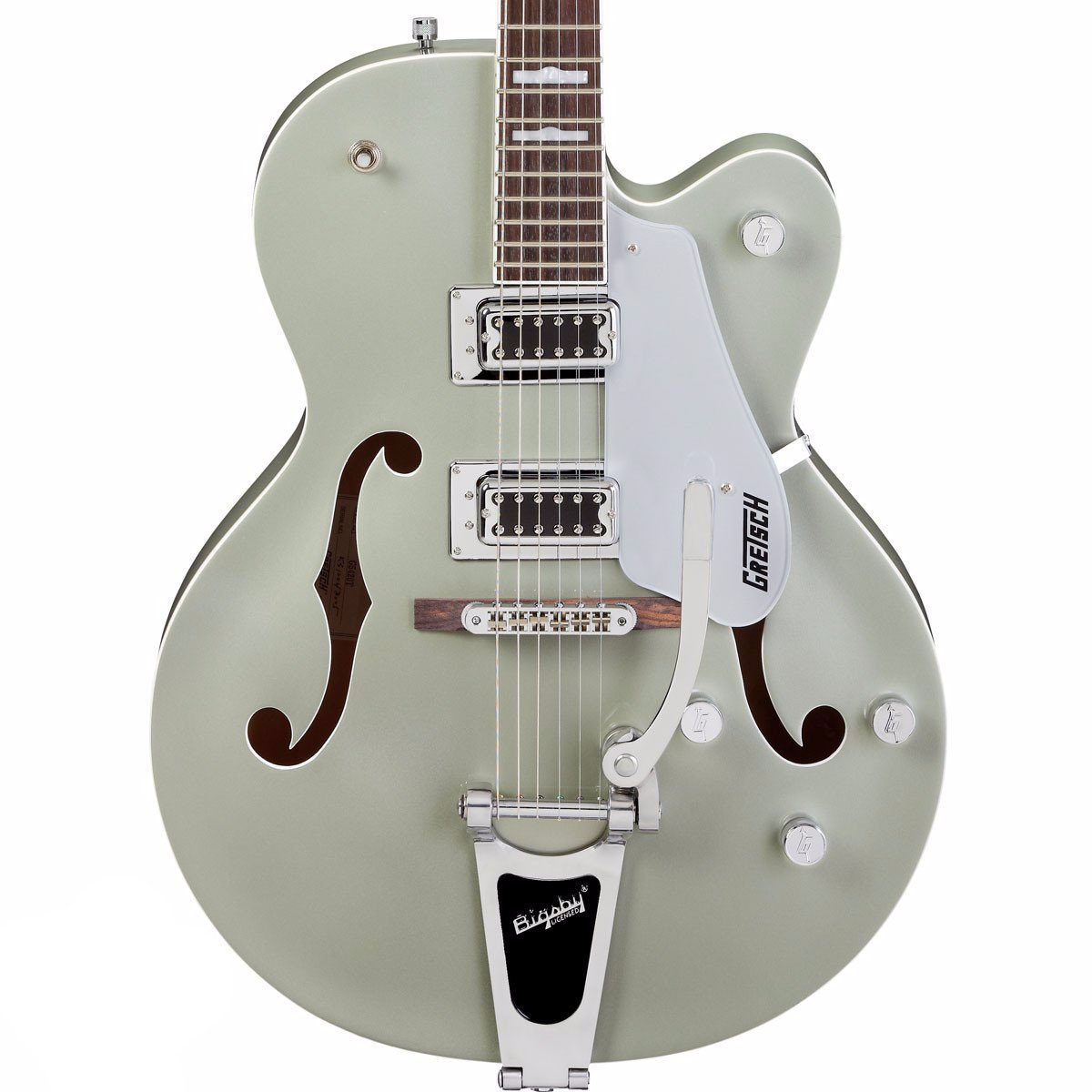 Gretsch G5420T Electromatic Hollow Body w/Bigsby - Aspen Green - Vintage Guitar Boutique - 1