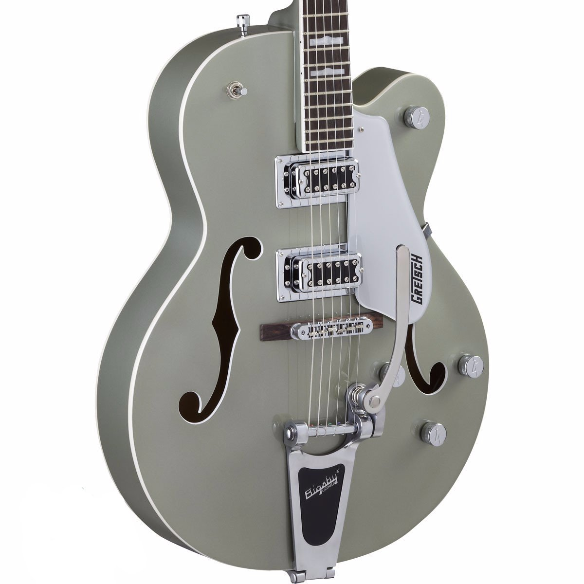Gretsch G5420T Electromatic Hollow Body w/Bigsby - Aspen Green - Vintage Guitar Boutique - 4