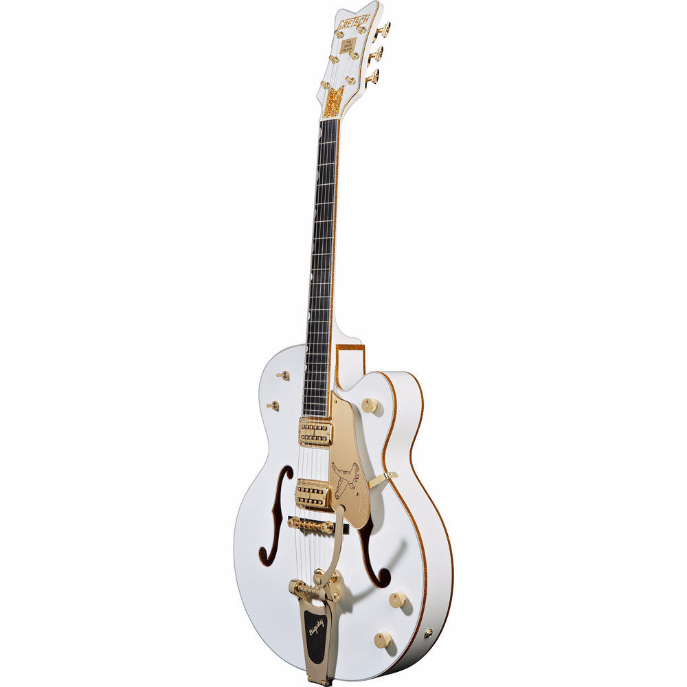 Gretsch G6136T - White Falcon w/Bigsby - Vintage Guitar Boutique - 3
