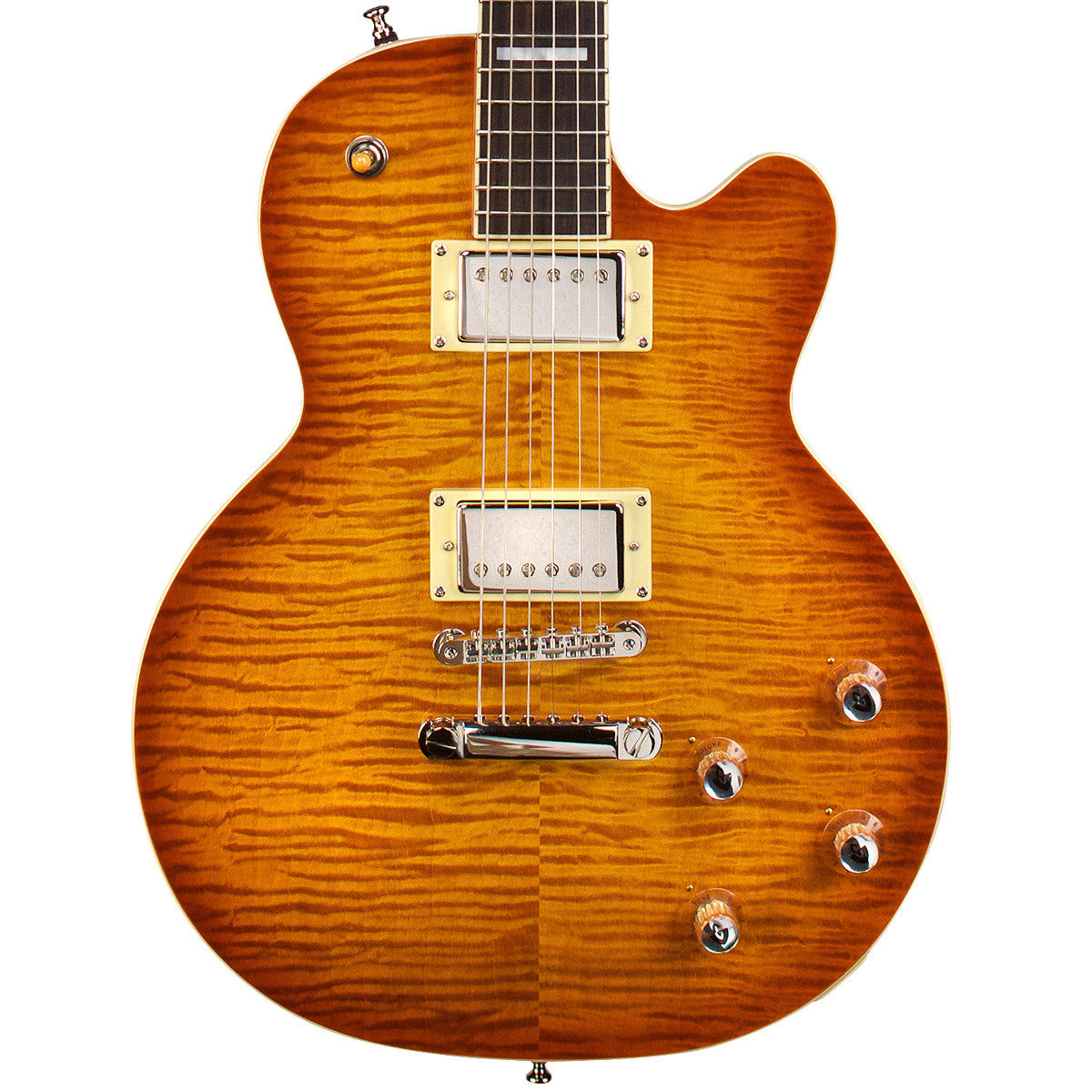 Guild Bluesbird - Iced Tea Burst - Newark St. Collection - Vintage Guitar Boutique - 1
