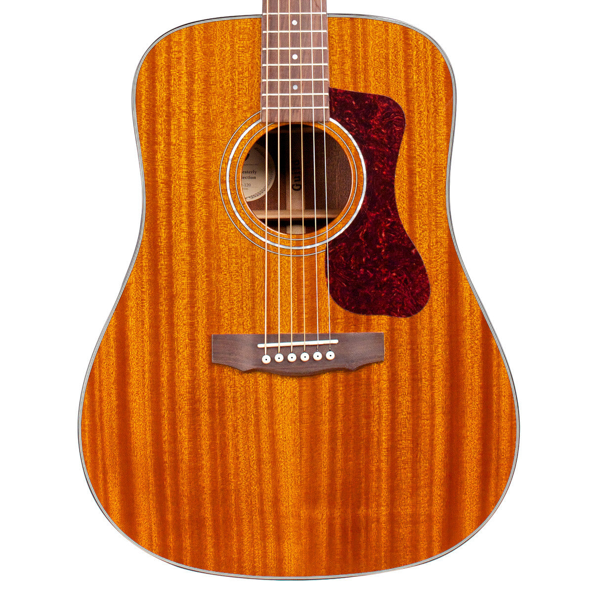 Guild D-120 - Natural - Westerly Collection - Vintage Guitar Boutique - 1