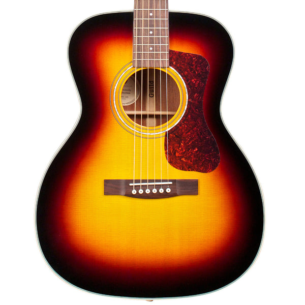 Guild OM-140 - Sunburst - Westerly Collection - Vintage Guitar Boutique - 1