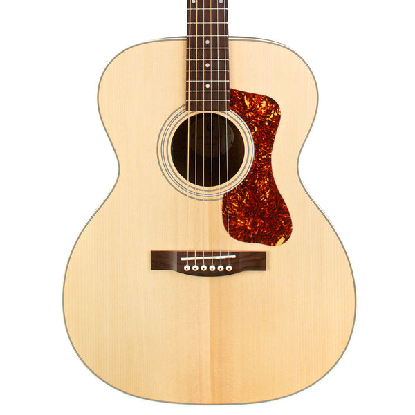 Guild OM-240E - Natural - Westerly Collection - Vintage Guitar Boutique - 1
