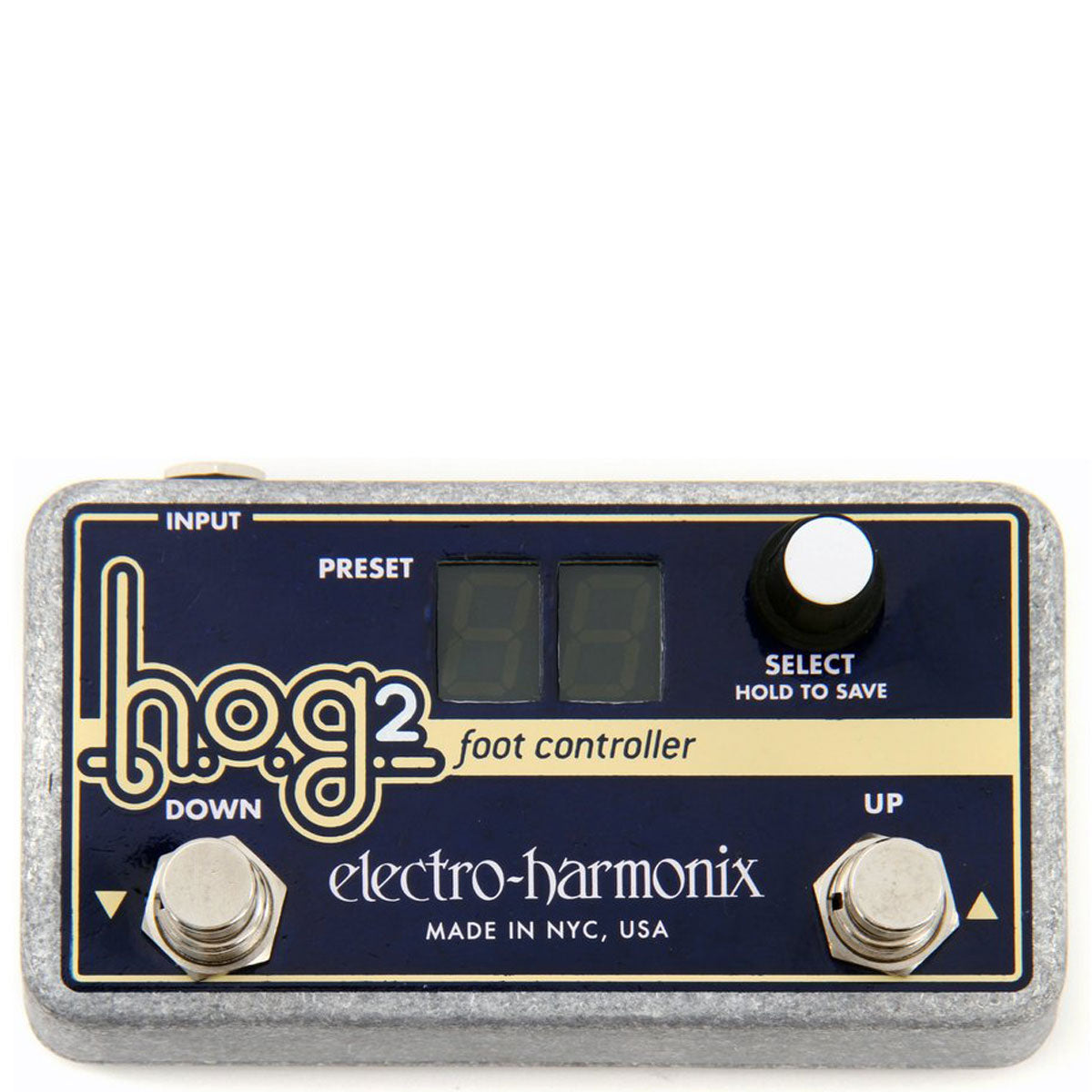 Electro Harmonix - HOG2 Foot Controller | Lucky Fret Music Co.