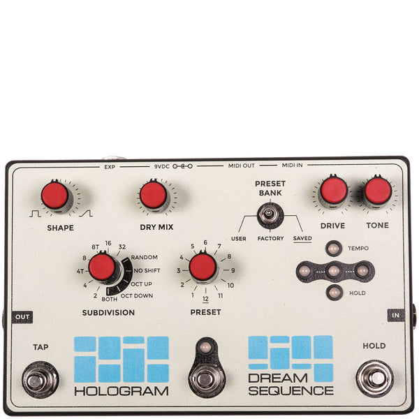 Hologram Electronics Dream Sequence | Lucky Fret Music Co.