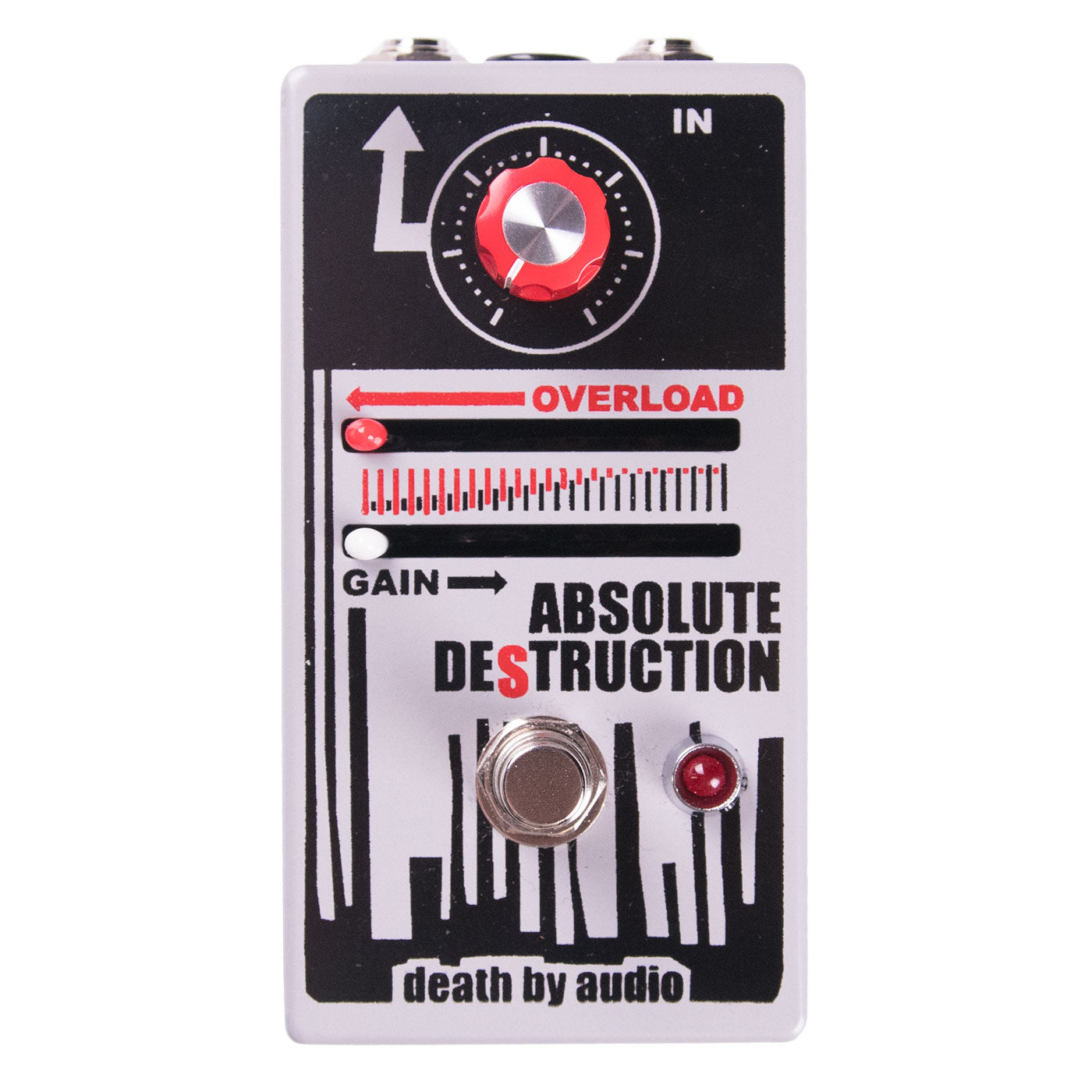 Used Death By Audio Absolute Destruction