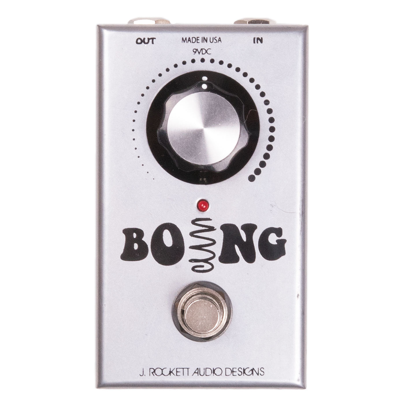 Used J. Rockett Audio Designs - Boing Reverb
