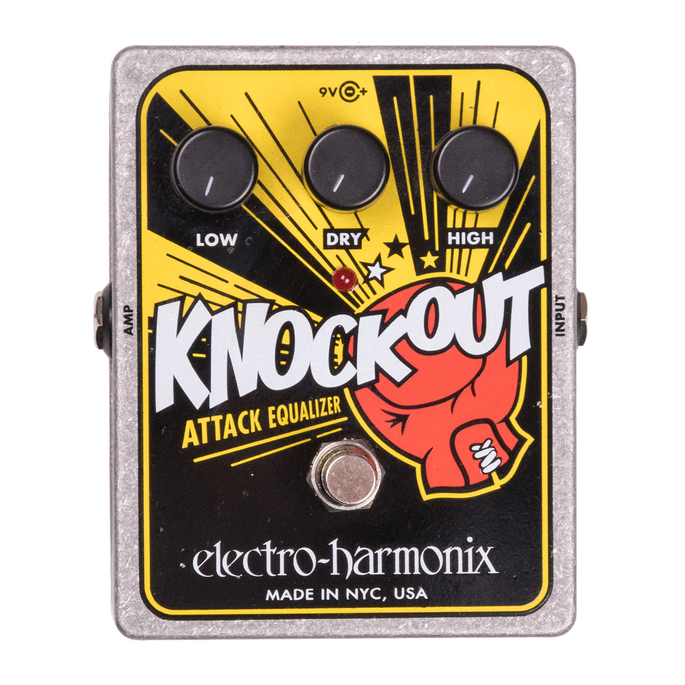 Used Electro Harmonix Knockout - Attack Equalizer