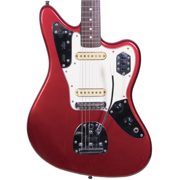 1995-96 Fender Japan Jaguar, Old Candy Apple Red, MIJ