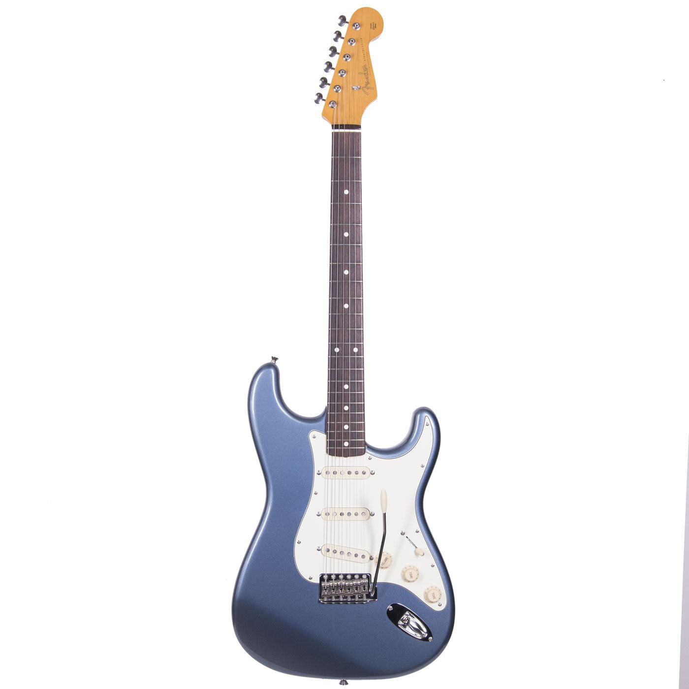 2010 - 2011 Fender Japan Stratocaster, ST62-TX, Old Lake Placid Blue, Texas Special Pickups