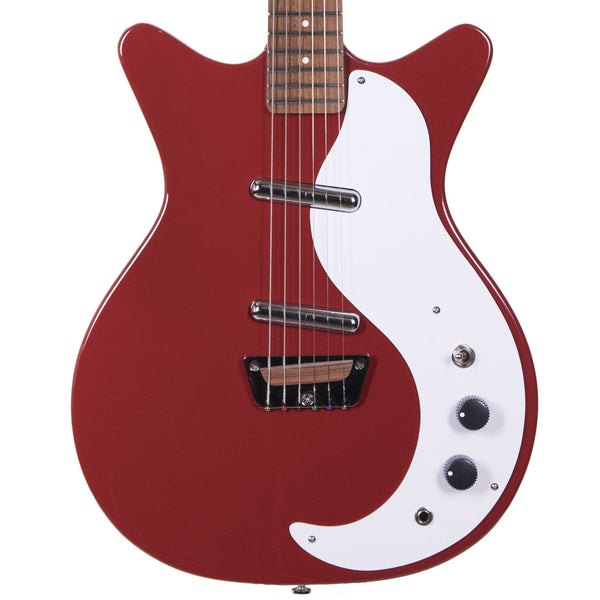Danelectro 'The Stock' DC59 Guitar - Vintage Red