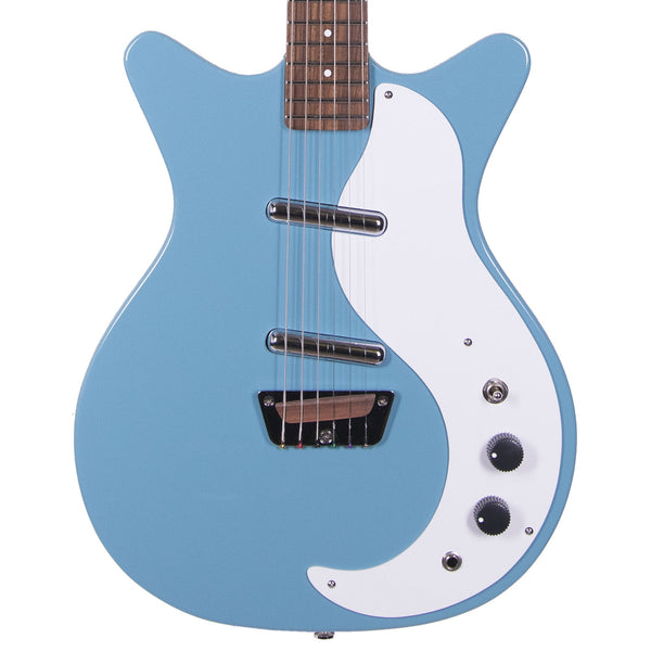 Danelectro 'The Stock' DC59 - Aquamarine